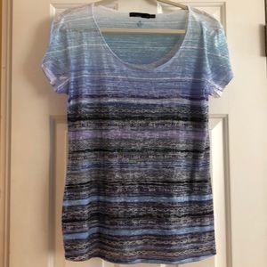 Prana Light Weight Sheer T-shirt Large